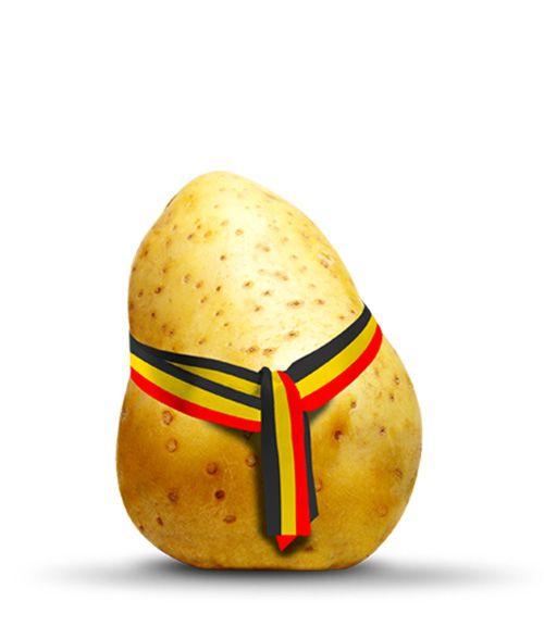 De Belgische aardappel