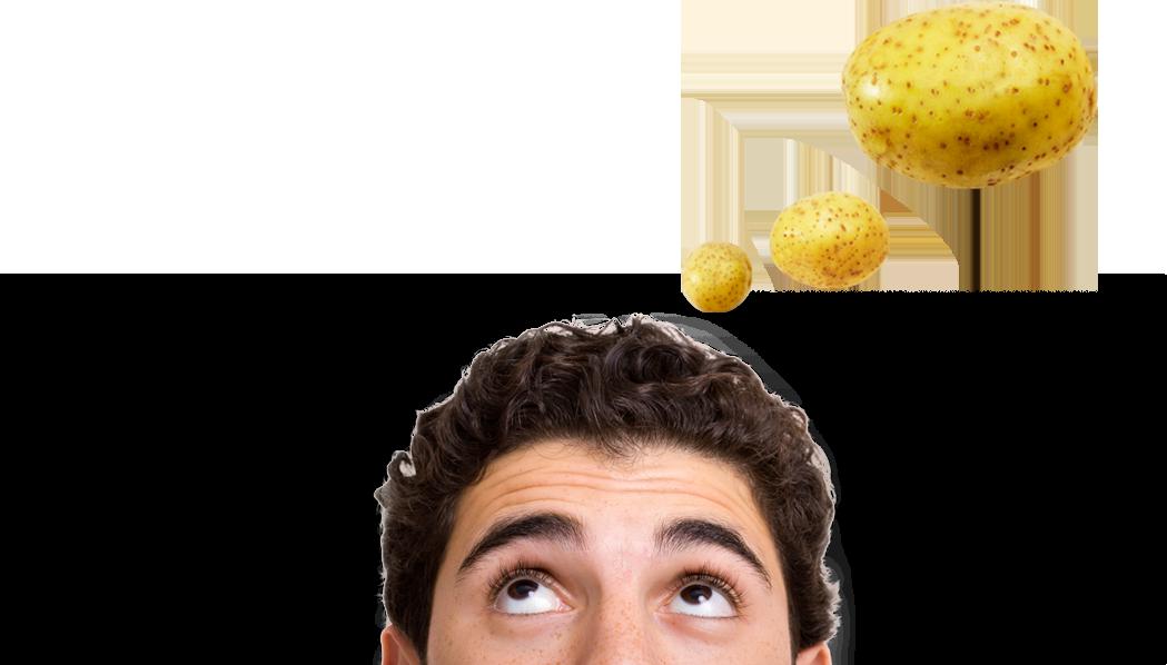 Think patatoe